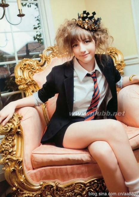 贝齐.库尔 英国十四岁美少女贝齐.库尔