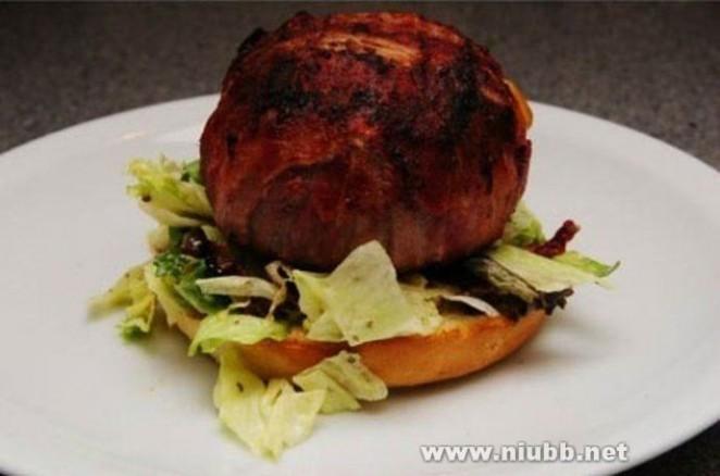 自制汉堡包 如何自制汉堡