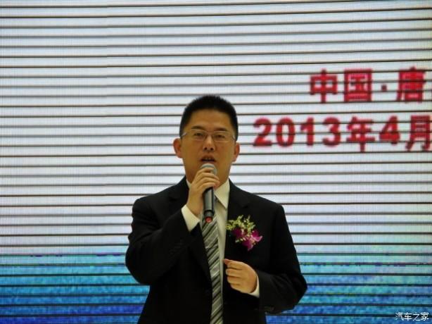 『上汽通用五菱销售公司总经理杨杰』图片