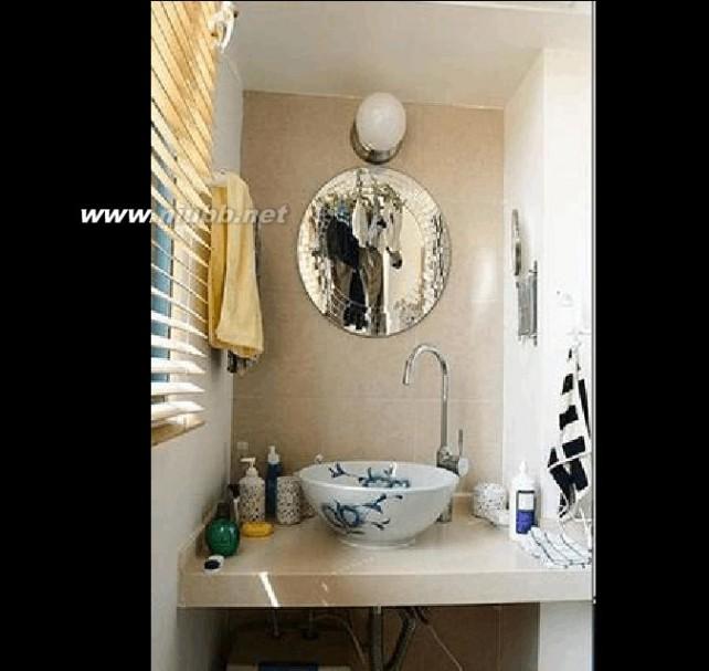 小户型厨卫装修 小户型卫生间如何装修