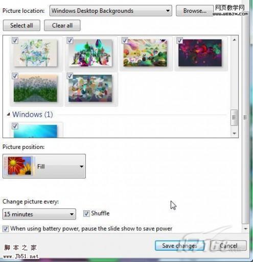 <a href='http://www.61k.com/os/windows/'><u>Windows</u></a> 7可以更换系统主题吗?-61阅读