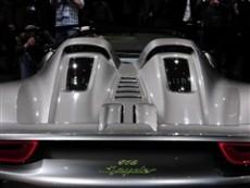 保时捷 保时捷 保时捷918 Spyder 2010款 基本型