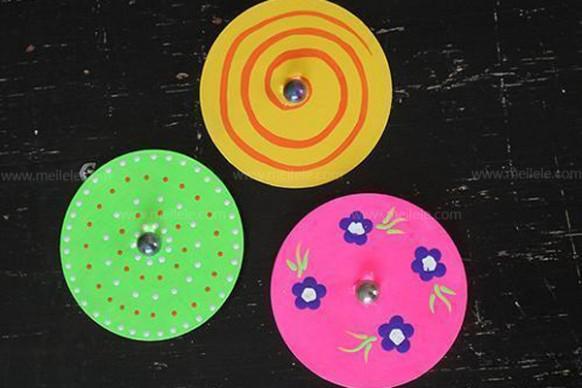 废物利用环保小制作-酸奶盒向日葵手工小制作dir编织