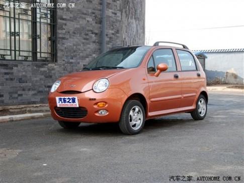61阅读 奇瑞汽车 奇瑞QQ 3 1.1 自动舒适型