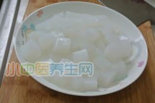 麻腐 凉拌麻腐