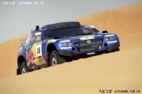 大众 大众(进口) 途锐 2011款 Race Touareg 3 Qatar Concept