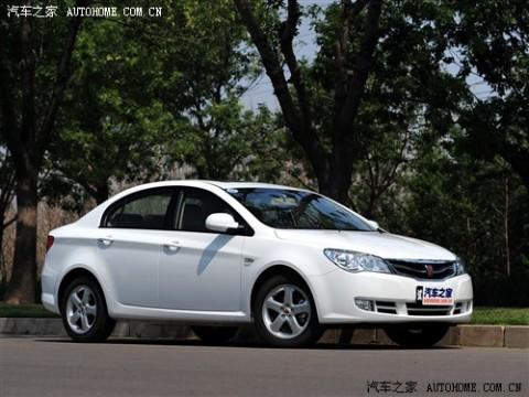 61阅读 上海汽车 荣威350 2010款 350D 1.5自动讯豪版