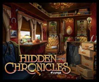 Zynga首款解密类游戏Hidden Chronicles