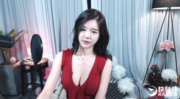 文明观球!王思聪熊猫TV天价签约韩国直播一姐