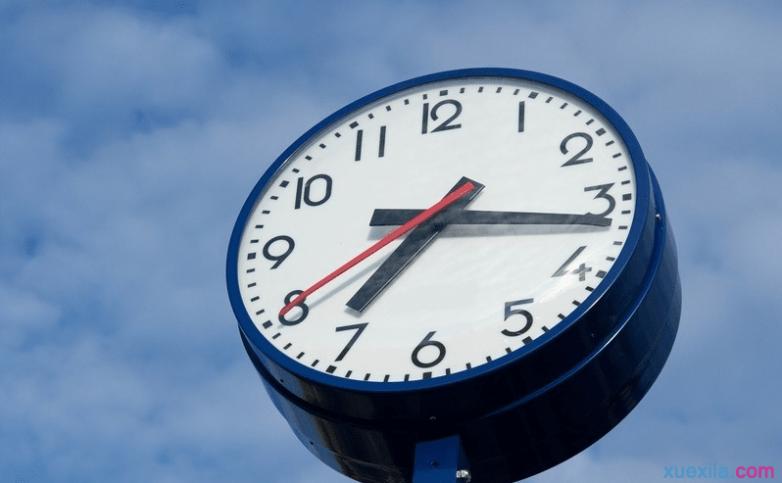 时间过得很快的成语 描写时间过得快的成语