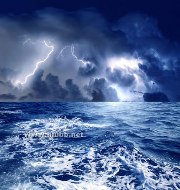 散文诗:让暴风雨来得更猛烈些吧