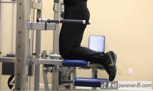 引体向上器 辅助式引体向上训练器-引体向上辅助练习教学