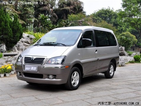 东风 风行汽车 菱智 2012款 商用版 1.6实用型