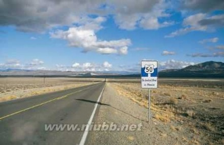 """50号公路 自驾美国50号公路 从孤独驶向""""丰满""""(全文)"""