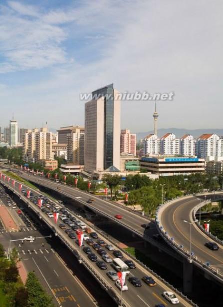 放射状道路(二十七)西长安街延伸(复兴门桥——新兴桥——五棵松桥)