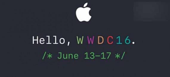 苹果WWDC2016靠谱消息汇总:iOS10领衔,四大平台皆有惊喜