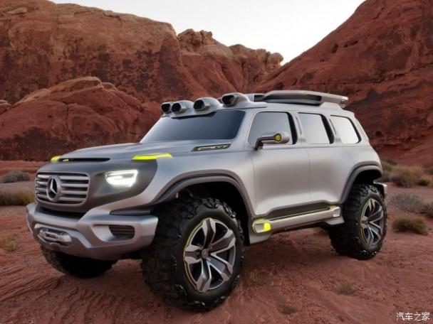 奔驰(进口) Ener-G-Force 2012款 Concept