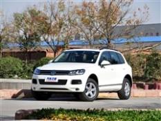 大众 大众(进口) 途锐 2011款 3.0TSI V6 舒适型