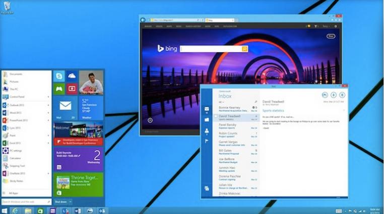 Windows操作系统 Windows7 Windows8