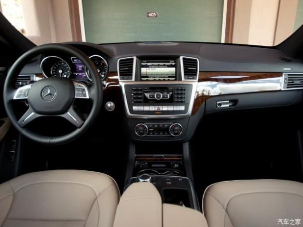 奔驰奔驰(进口)奔驰GL级2013款 基本型