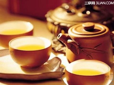 喝茶的6个讲究
