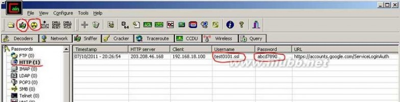 针对SSL的中间人攻击演示和防范_中间人攻击