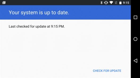 Android M预览版惊喜:每月都更新