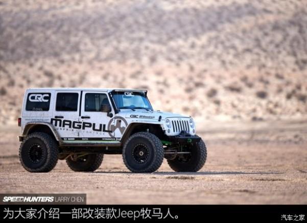 Jeep(进口) 牧马人 2015款 3.6L 四门版 Rubicon