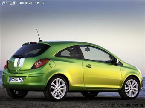 61阅读 欧宝 Corsa 2011款 三门基本型
