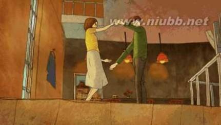 韩国情书大全 最美情书之韩国插画师给妻子写的情书