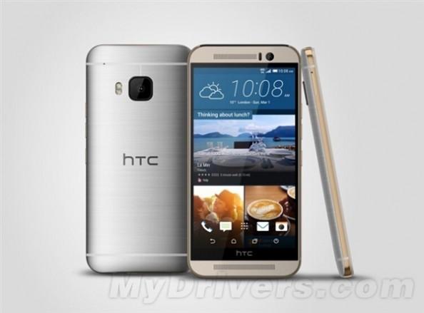 htc新旗舰曝光2016-HTC重磅旗舰M9 Plus曝光:专为国内用户
