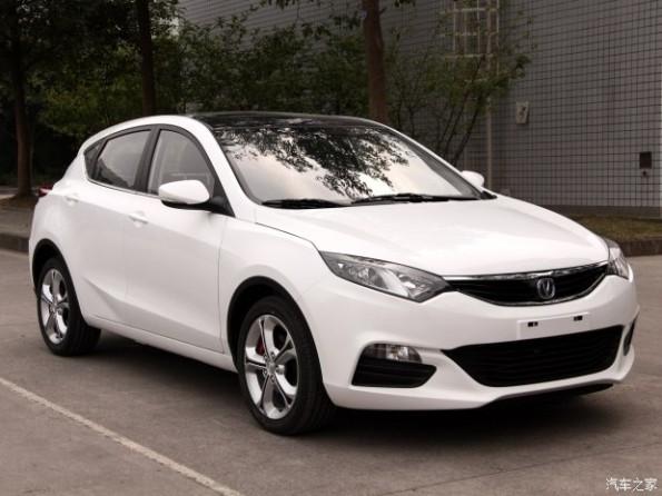 长安长安汽车致尚XT2013款 基本型