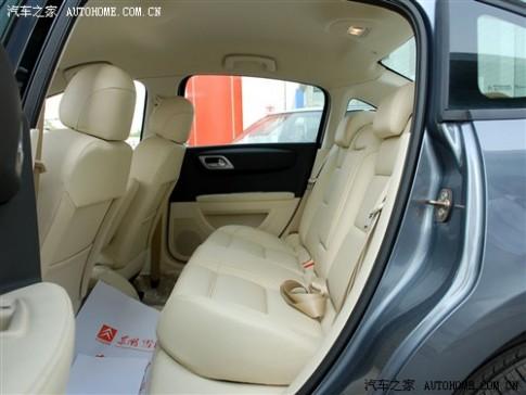 61阅读 东风雪铁龙 世嘉 三厢 2.0自动舒适型