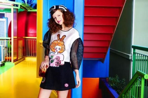 米可芭娜女装 MIKIBANA米可芭娜女装2016年春季服饰搭配流行趋势