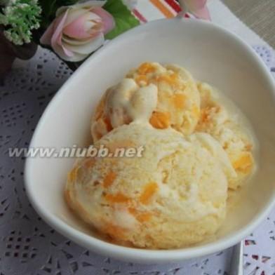 芒果冰激凌的做法 奥利奥&芒果冰激凌,奥利奥&芒果冰激凌的做法,奥利奥&芒果冰激凌的家常做法