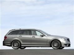 奔驰 奔驰(进口) 奔驰AMG级 2012款 C 63 AMG Estate