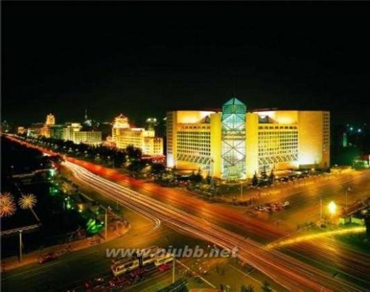 北京夜景 全北京最美夜景看这里