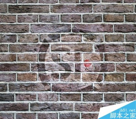 PS制作出涂鸦在墙上的照片效果