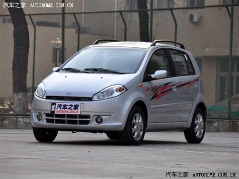 奇瑞 奇瑞汽车 奇瑞A1 09款 1.3 AMT舒适型