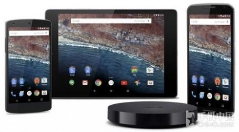 Nexus 5/6/9 Android M预览版已可下载