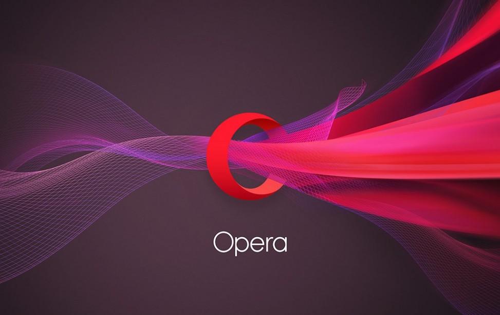 金立全新品牌形象ppt-重塑品牌形象 Opera启用全新三维立体LOGO和品牌标识