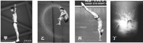 周吕鑫 举世瞩目的第29届奥运会将于2008年8月在我国首都北京举行,我市运动员周吕鑫将代表国家队参加奥运会10m台跳水比赛.请从物理学的角度,思考并回答下列问题: