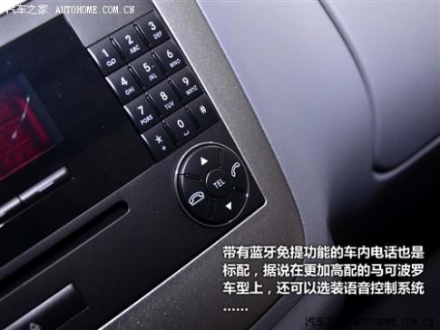 奔驰 奔驰(进口) 唯雅诺(进口) 2011款 3.2 马可波罗