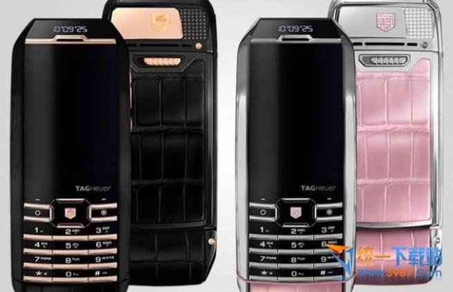 九款全球最贵智能手机汇总