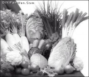 苏东坡眼中最营养的菜:大白菜