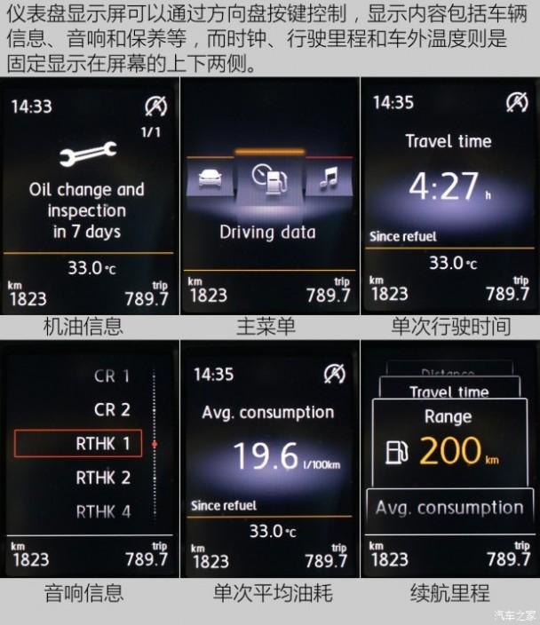 大众(进口) Passat 2015款 基本型