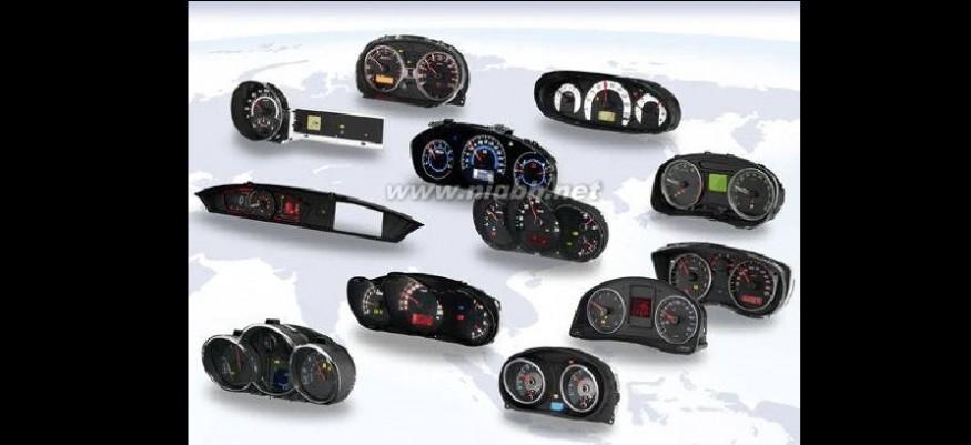 汽车内饰件 世界十大汽车零部件供应商