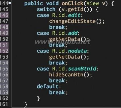 在Android library中不能使用switch-case语句访问资源ID的原因分析及解决方案_switch case