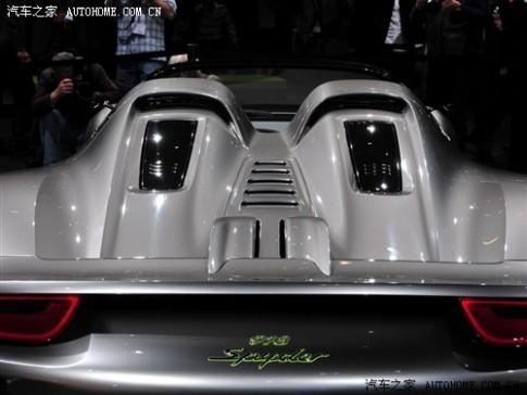 61阅读 保时捷 保时捷918 Spyder 2010款 基本型