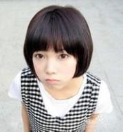 可爱的短发发型 最女生可爱短发发型
